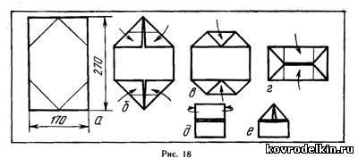 Поделки из бумаги кошельки 87